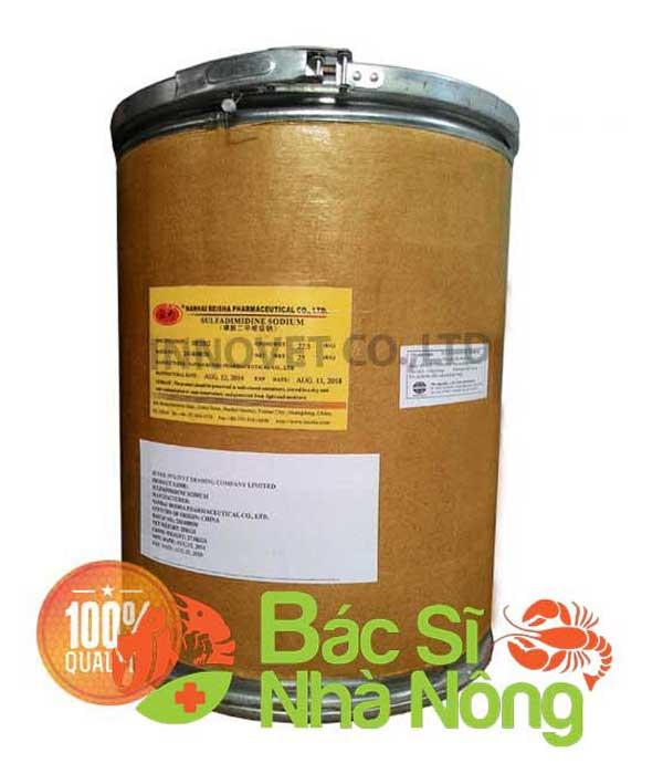 kháng sinh sulfadimidine Sodium